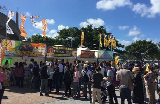 4年連続入賞タコライス店、沖縄グルメバトル参戦