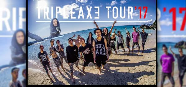 TRIPLE AXE TOUR
