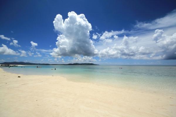 離島のオススメ観光地 久米島
