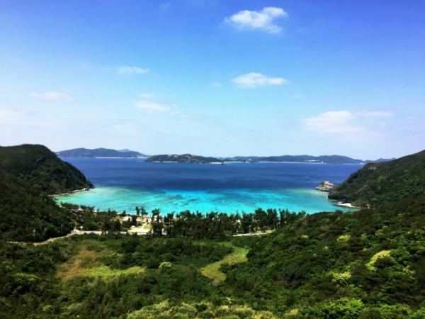 渡嘉敷島のオススメスポット