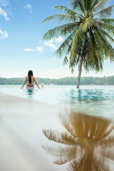 リゾート感覚で楽しむ沖縄の温泉