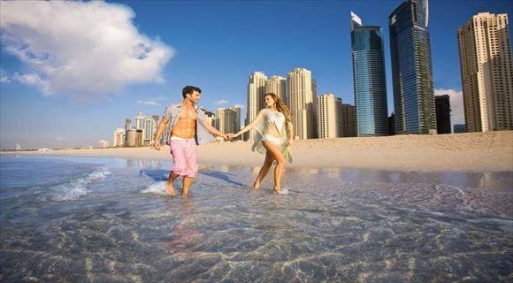 今大人気の中東のアラビアンリゾート、ドバイ。