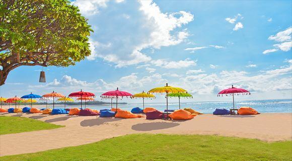【お座席確保済】ガルーダインドネシア航空経由便で行くバリ島旅行6日間★