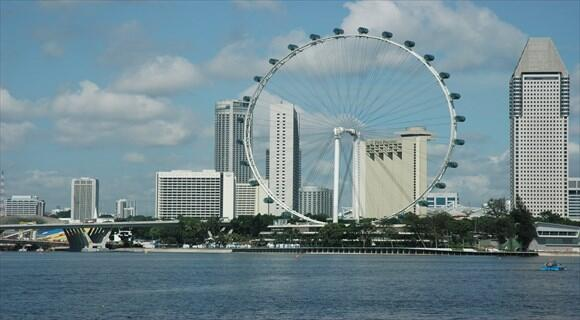 ≪名古屋午前発×現地深夜発≫人気のシンガポール航空利用の完全フリープラン♪