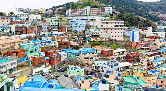 【関西発韓国旅行】弾丸旅行OK♪10‐11月発お昼発LCCエアプサンで行く韓国・釜山旅行