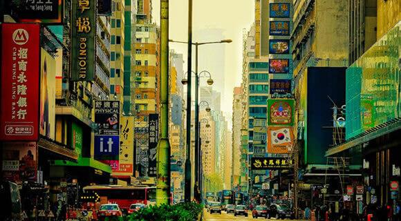 LCC香港エクスプレスで行く香港ディズニーランド旅行