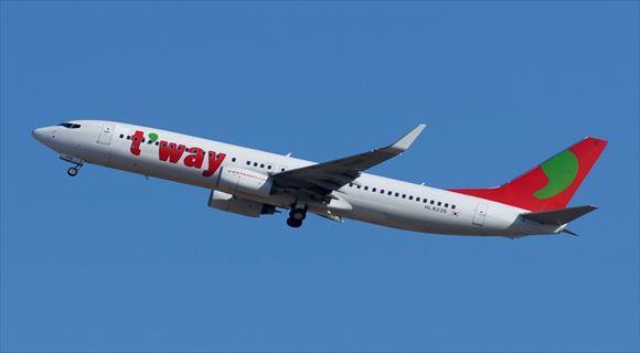 4~9月出発発売開始!LCC「ティーウェイ航空」で行くお手軽グアム旅行3~5日間!