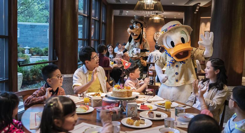 香港ディズニーランド 人気★直営ホテルに泊まる♪送迎無しフリープラン!