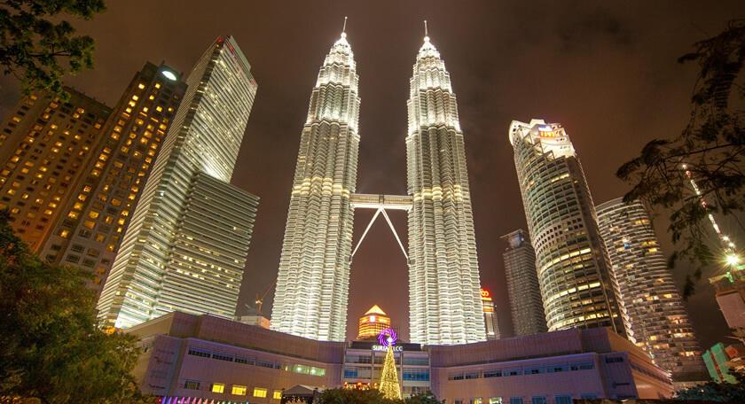 マレーシア航空直行便で行くクアラルンプール旅行♪格安おすすめホテル宿泊プラン!