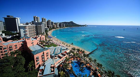 何度でも行きたい島、ハワイ。