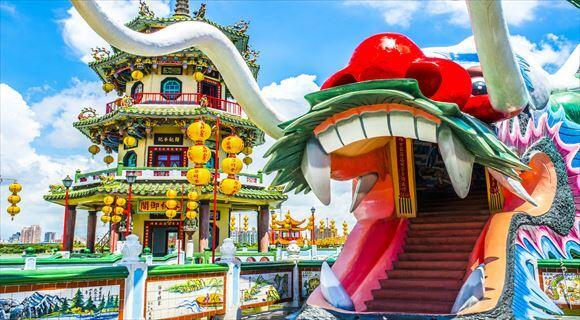 【早割24】≪成田発≫エバー航空直行便で行く台湾第二の都市・高雄旅行!