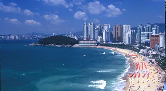 【関西発韓国旅行】10-12月発お得な夜発LCCティーウェイ航空で行く韓国・釜山旅行