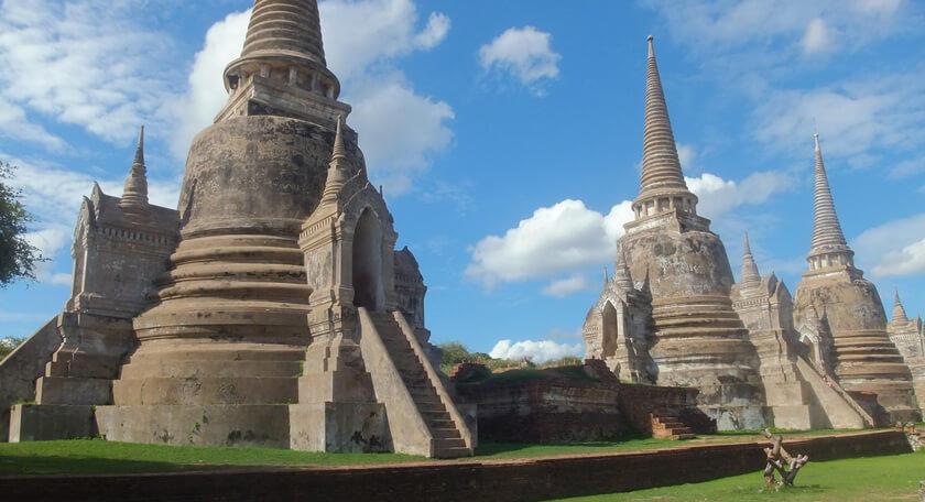 早割り35日前予約限定「世界遺産アユタヤ&水上マーケット」てっぱん充実タイ旅行!
