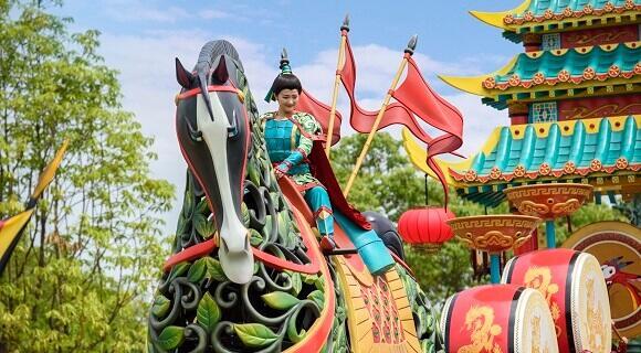 4~9月出発!成田発着フライトアレンジOK!中国国際航空で行く上海旅行