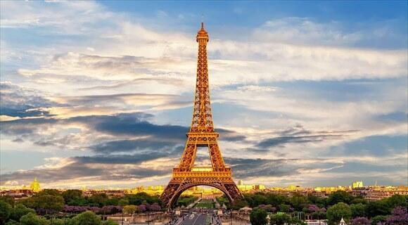 【お座席確保済!即予約OK!】5/2発限定 経由便利用で行く憧れのパリ旅行♪