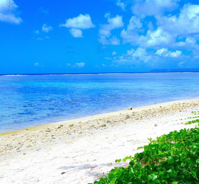 夏をすぐに感じるなら近くのグアムへ!!