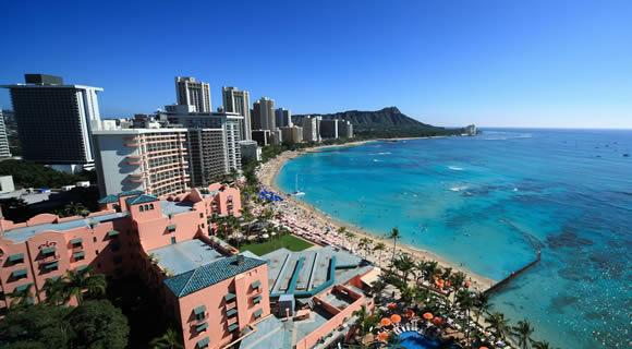 ◆早割90がお得!幹事さん10,000円割引◆エアアジアX直行便ハワイ6日間!