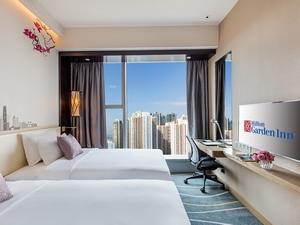 【東京発(成田)】NEWオープン『ヒルトン・ガーデン・イン・モンコック』に泊まる香港3日間