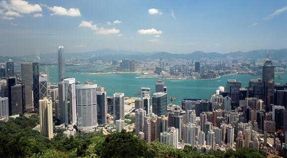 キャセイパシフィック航空で行く!年末年始の香港旅行!