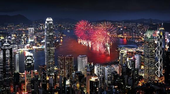 年越しカウントダウンクルーズ♪キャセイパシフィック航空で行く香港旅行