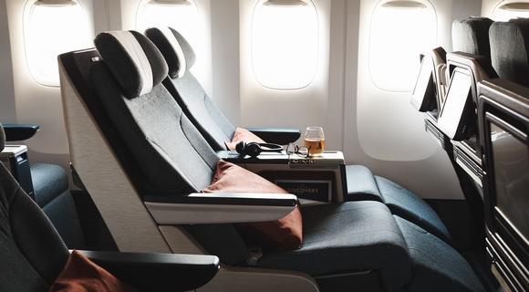 【ビジネスクラスキャンペーン】直行便キャセイパシフィック航空で行く!いつもより贅沢な大人の香港旅行♪