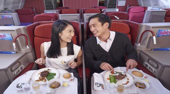 ビジネスクラス体験価格!サマータイムセール♪香港航空で行く夏の香港旅行!