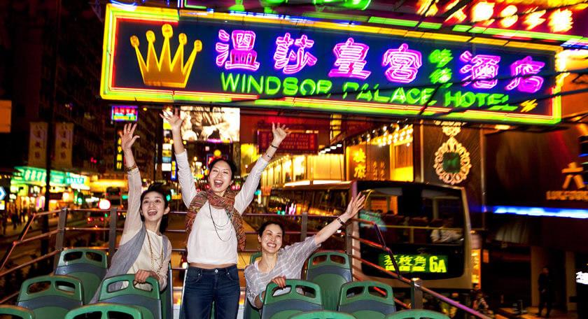 初めての海外旅行のおすすめ♪安心の送迎付きの香港フリープラン!