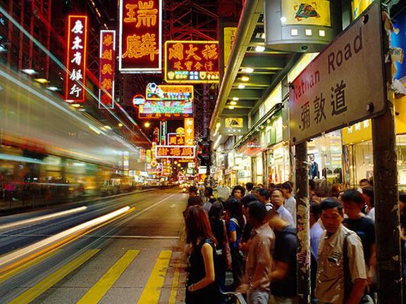 丸ごと香港!充実観光付きツアー