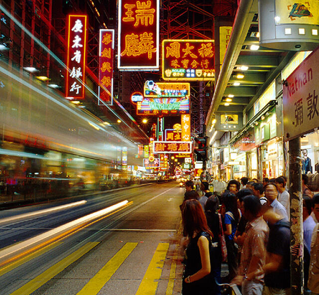 LCCで行くおトク夏休み香港旅行!