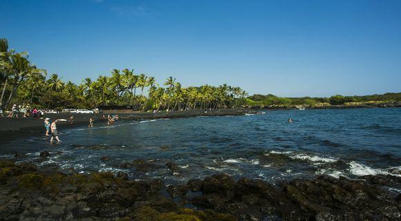 5-6月◆アロハ感じるハワイアン航空直行利用・神秘の島ハワイ島(コナ)!