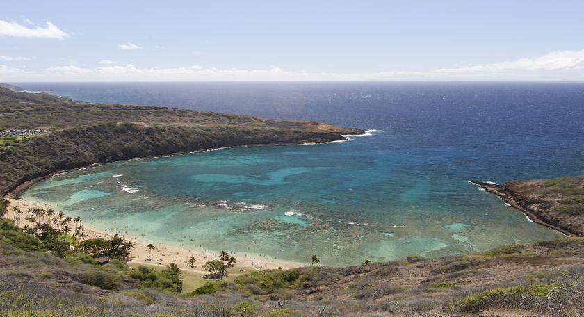 ヨガレッスンなど、7つのオプションから選択可能!ハワイアン航空直行便利用ハワイツアー!