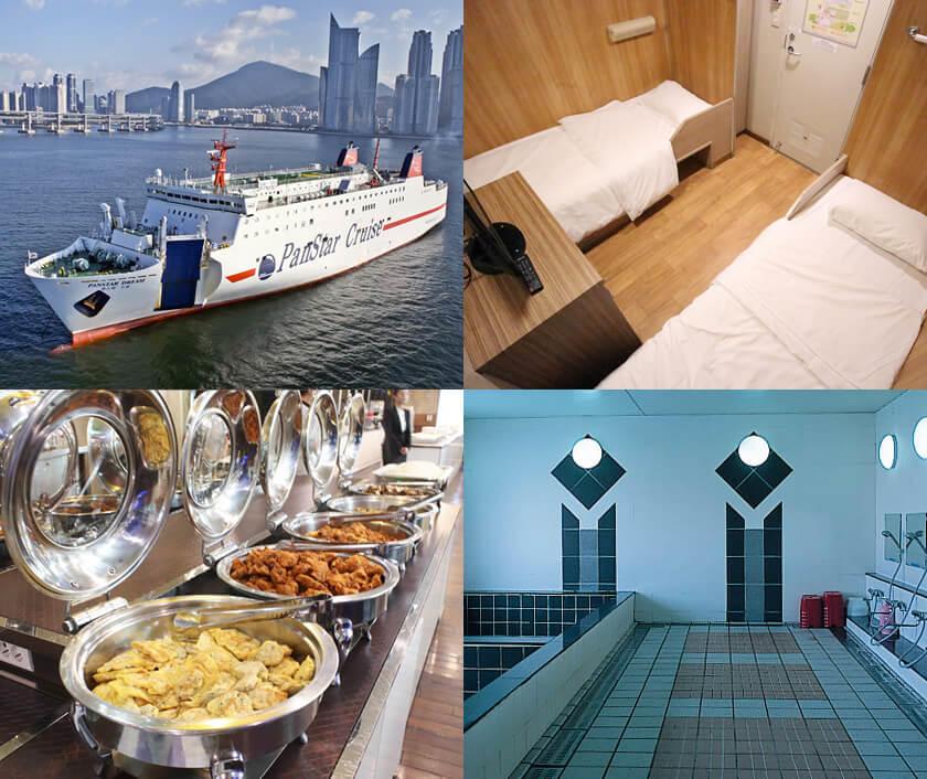 飛行機×フェリーで楽しむ釜山旅行!