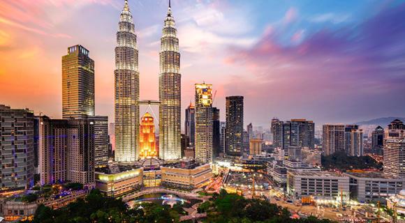 4月出発日限定!直行便マレーシア航空!空飛ぶホテル・A380ビジネスクラスで行くクアラルンプール旅行!