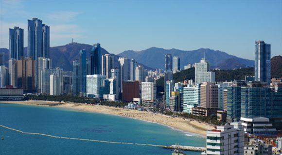 韓国第二の都市「釜山」へ!お手軽LCC「チェジュ航空」指定2~4日間!4~6月出発発売開始!