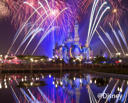 上海ディズニーランド1