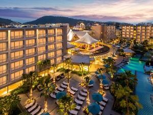 パトンビーチまで徒歩圏内の5つ星リゾートホテル<br>【グランドメルキュール・パトン/スーペリアルーム】
