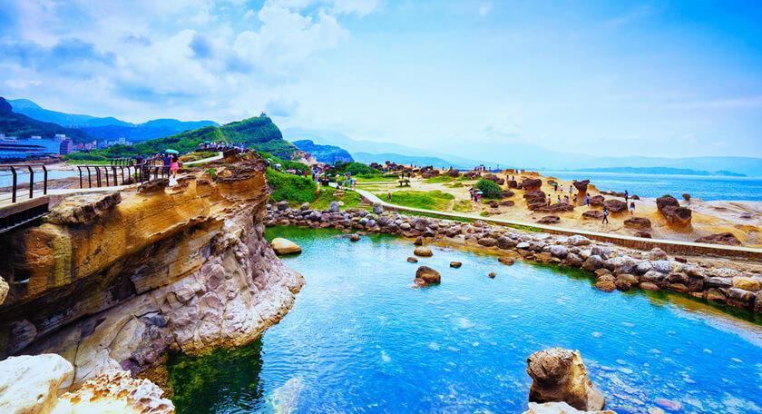 観光もグルメも充実★台湾北部の見所を巡る4日間!4ツ星ホテルに皆で泊ろう!