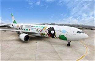 【福岡発台北旅行】エバー航空バッドばつ丸ジェットで台北へ♪4名一室利用プラン