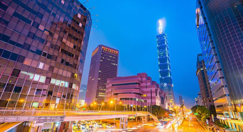 【佐賀発】お得に安く!LCCタイガーエアでで行く台北旅行♪自由度◎完全フリープラン♪
