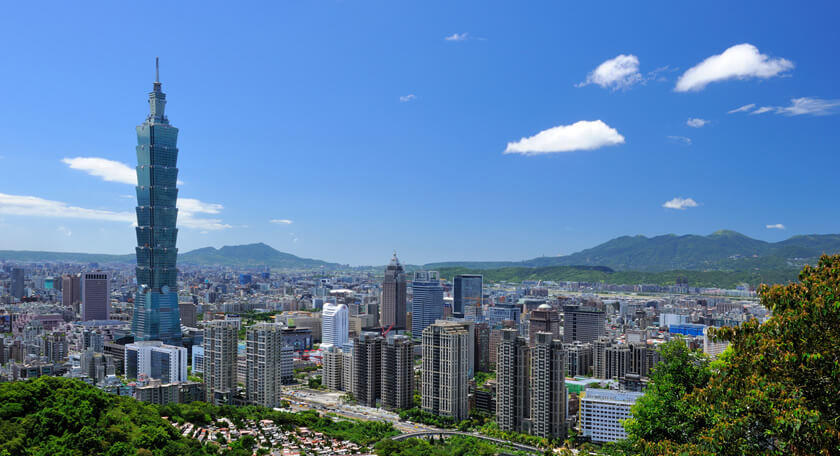 【小松発】お得に安く!LCCタイガーエアでで行く台北旅行♪自由度◎完全フリープラン♪