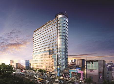 【羽田発韓国旅行】明洞駅直結「ロワジールホテル」が遂にオープンします!