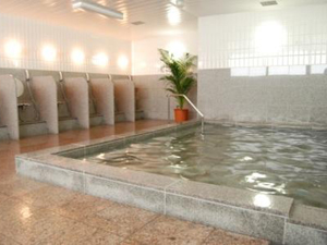 ホテル法華クラブ函館大浴場一例