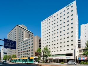 ダイワロイネットホテル広島に泊まるなら格安ツアーのトラベルジオ