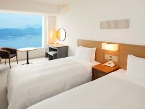 グランドプリンスホテル広島に泊まるなら格安ツアーのトラベルジオ
