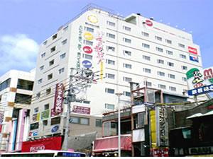 ホテル内観