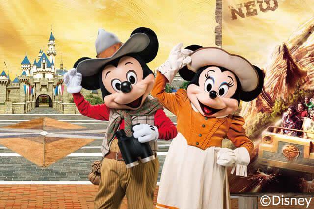 香港ディズニーランド&マカオを楽しむ贅沢2都市周遊ツアー