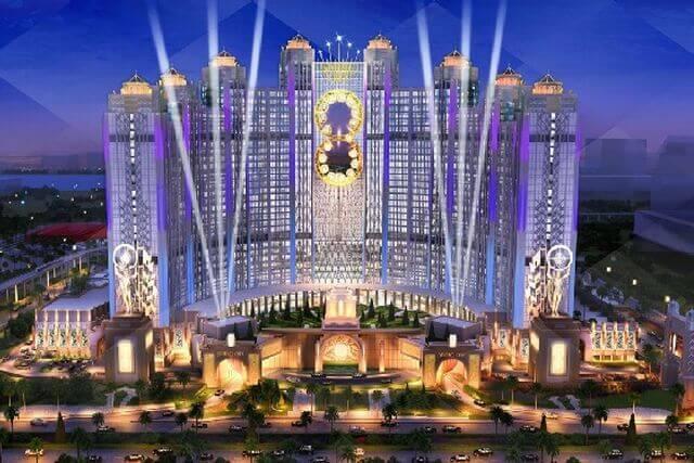 2015年にオープンした人気の大型リゾートホテル!『スタジオシティ』に泊まるマカオ旅行♪