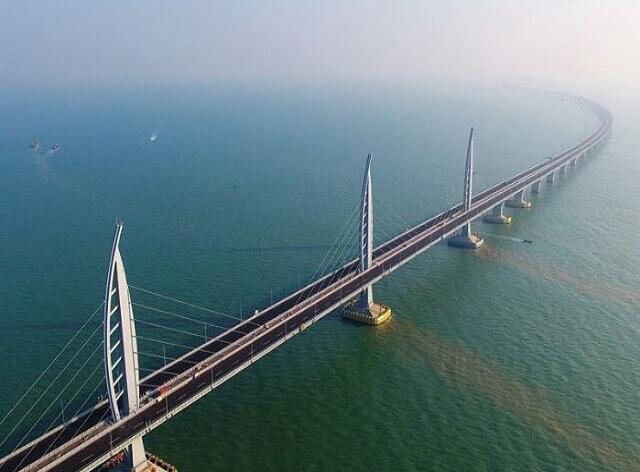 2018年10月開通!世界最長の海上橋『港珠澳大橋』で行くマカオ日帰り旅行♪香港&マカオの2都市周遊コース