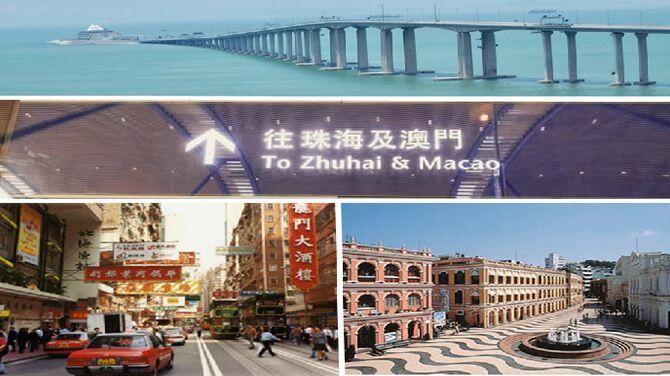 世界最長!港珠澳大橋を使ってマカオへの行き方をご案内!