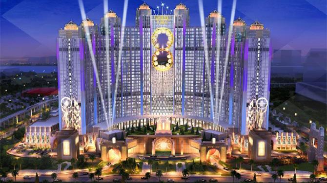 マカオの人気リゾートホテル「スタジオシティ」を徹底解剖!